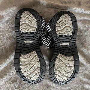 Jambu Shoes - JSport Sandals by Jambu Womens Size 9 EUC